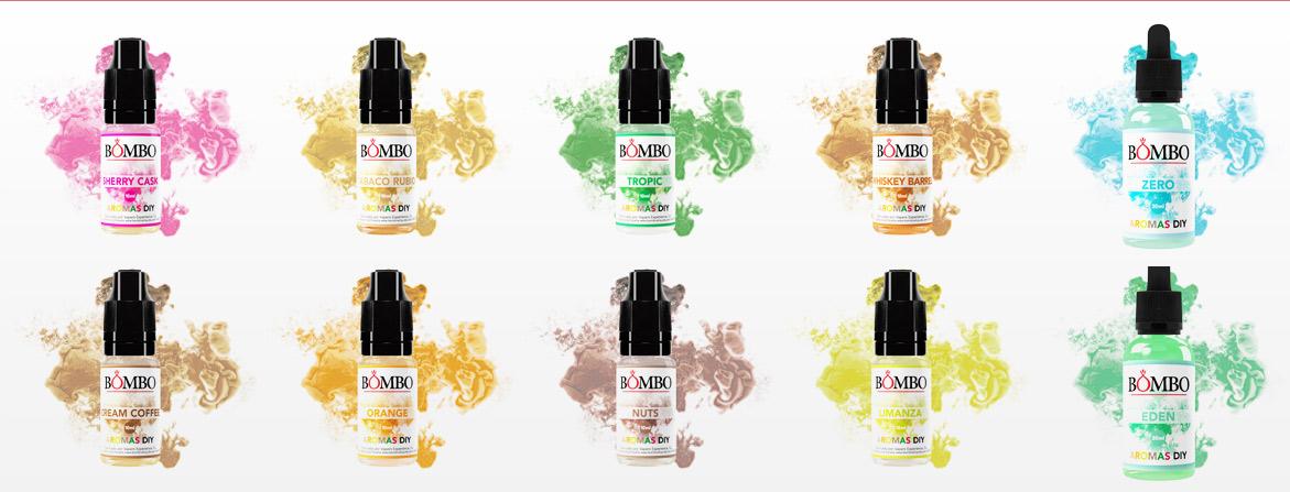 Productos Aromas DIY